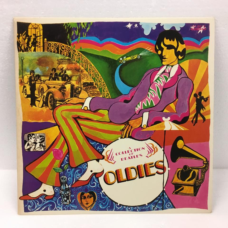 A BEATLES COLLECTION OF OLDIES THE BEATLES 画像