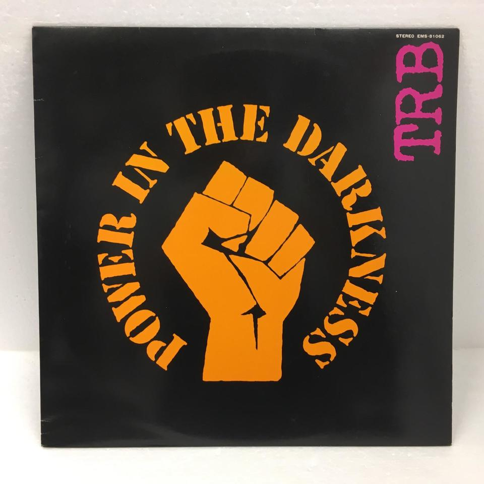 POWER IN THE DARKNESS/TOM ROBINSON BAND TOM ROBINSON BAND 画像