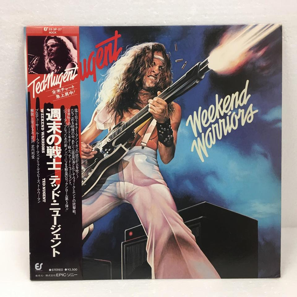 WEEKEND WARRIORS/TED NUGENT TED NUGENT 画像