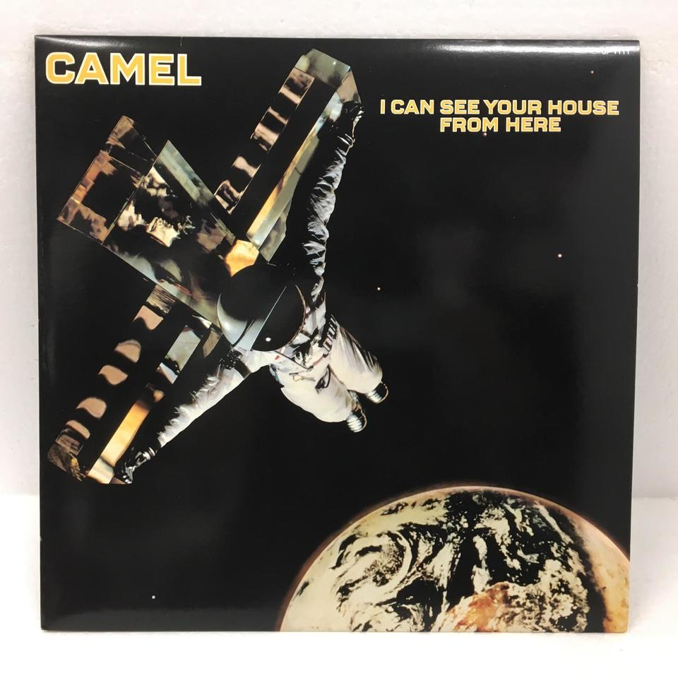 I CAN SEE YOUR HOUSE FROM HERE/CAMEL CAMEL 画像