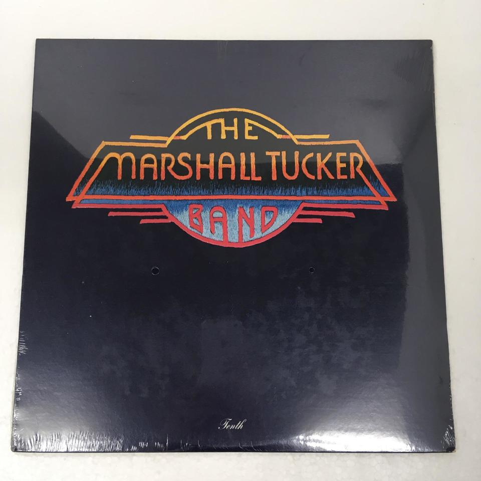 【未開封】TENTH/THE MARSHALL TUCKER BAND THE MARSHALL TUCKER BAND 画像