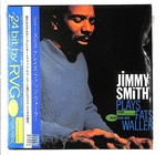 PLAYS FATS WALLER/JIMMY SMITH