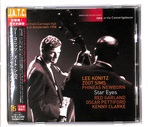 JAZZ AT THE CONCERTGEBOUW/LEE KONITZ/ZOOT SIMS