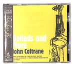 BALLADS AND MORE/JOHN COLTRANE
