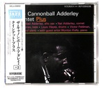 THE CANNONBALL ADDERLEY QUINTET PLUS+2