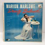 DEARLY BELOVED/MARION MARLOWE