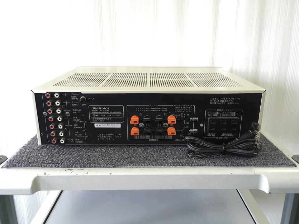 SU-V7 Technics 画像