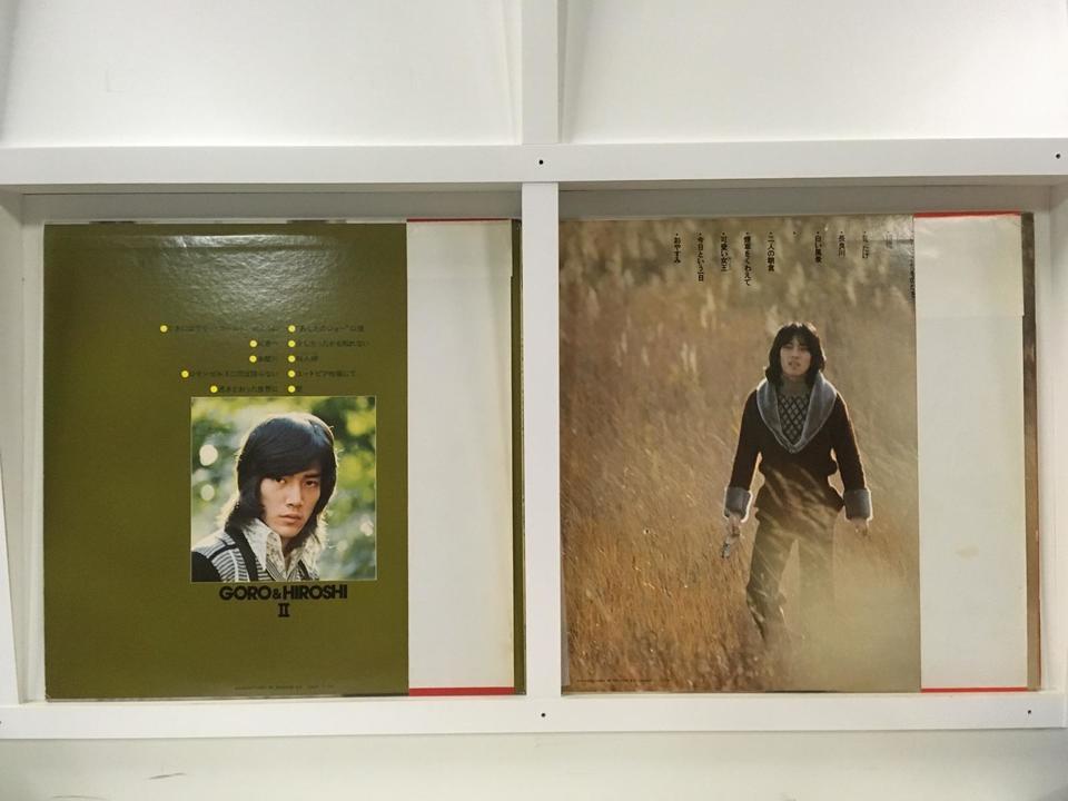 野口五郎 4枚セット  画像