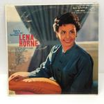 LENA HORNE SONGS BY BURKE AND VAN HEUSEN