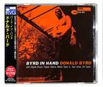BYRD IN HAND/DONALD BYRD