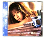 IF I BELIEVE/倉木麻衣