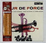 TOUR DE FORCE/ROY ELDRIDGE,DIZZY GILLESPIE & HARRY EDISON