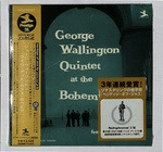 LIVE! AT CAFE BOHEMIA/1955/GEORGE WALLINGTON