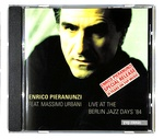 LIVE AT BERLIN JAZZ DAYS '84/ENRICO PIERANUNZI FEAT. MASSIMO URBANI