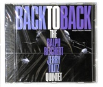 【未開封】BACK TO BACK/THE RALPH REICHERT JERRY TILITZ QUINTET