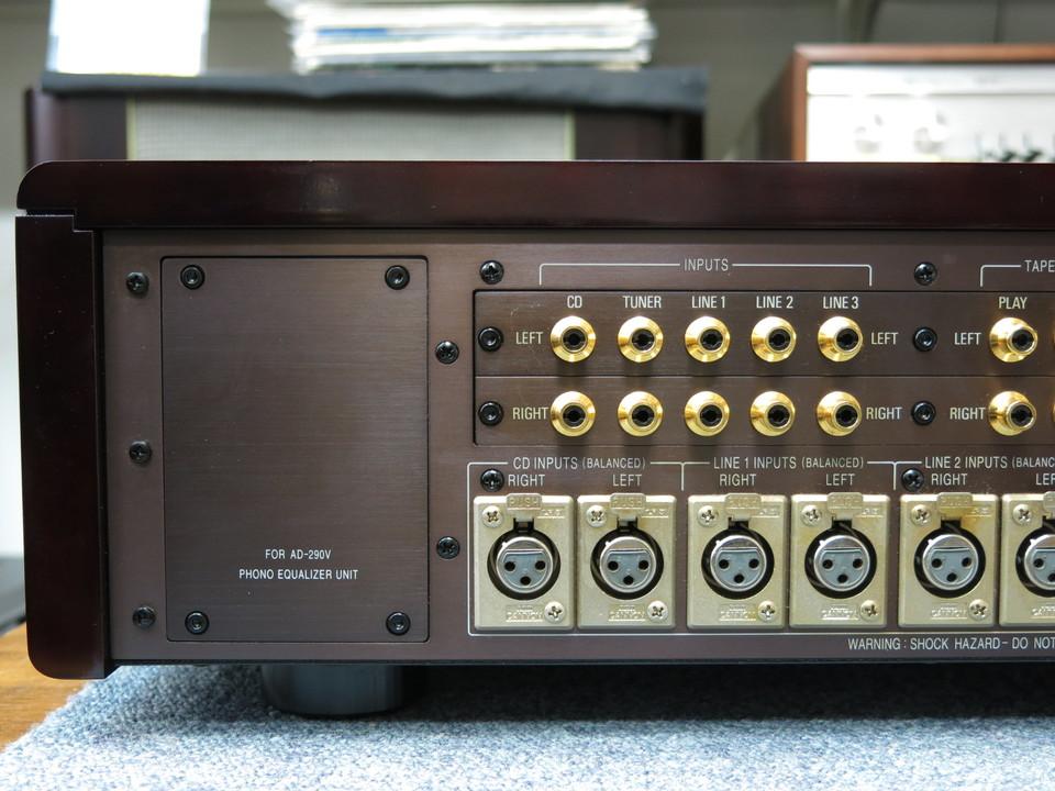 C-290V Accuphase 画像