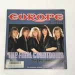 「THE FINAL COUNTDOWN」「ON BROKEN WINGS」/EUROPE