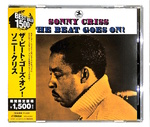 THE BEAT GOES ON!/SONNY CRISS