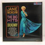 JANE MORGAN SINGS THE BIG HITS FROM BROADWAY