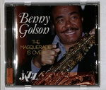 THE MASQUERADE IS OVER/BENNY GOLSON