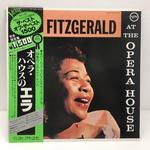 AT THE OPERA HOUSE/ELLA FITZGERALD