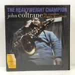 THE HEAVYWEIGHT CHAMPION JOHN COLTRANE