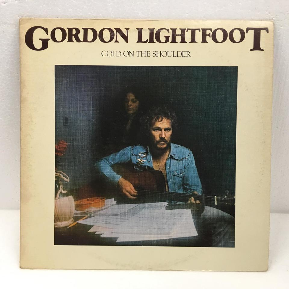 COLD ON THE SHOULDER/GORDON LIGHTFOOT GORDON LIGHTFOOT 画像