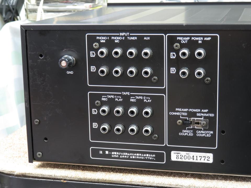 AU-D607 SANSUI 画像