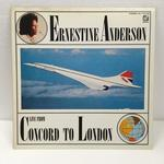 LIVE FROM CONCORD TO LONDON/ERNESTINE ANDERSON