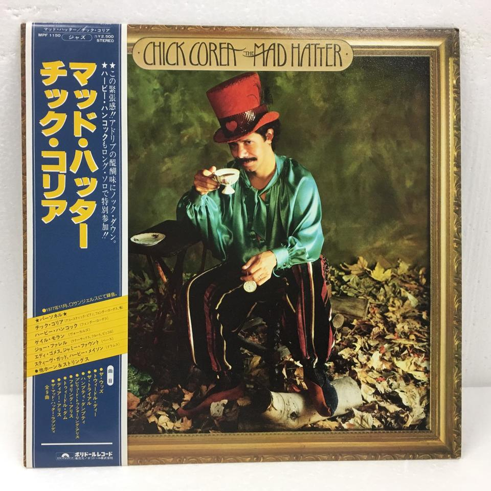 THE MAD HATTER/CHICK COREA CHICK COREA 画像