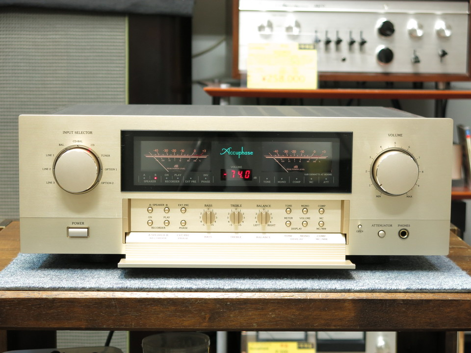 E-360 Accuphase 画像