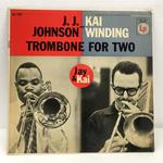 TROMBONE FOR TWO/J.J.JOHNSON,KAI WINDING
