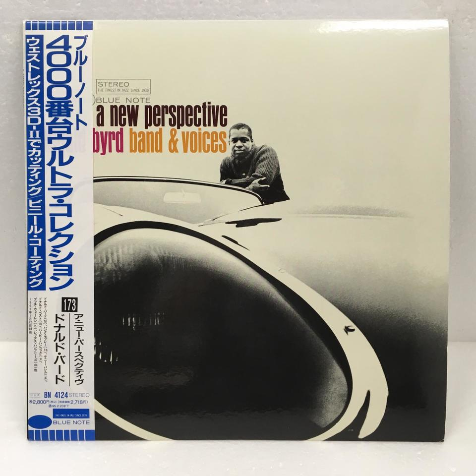 A NEW PERSPECTIVE/DONALD BYRD DONALD BYRD 画像