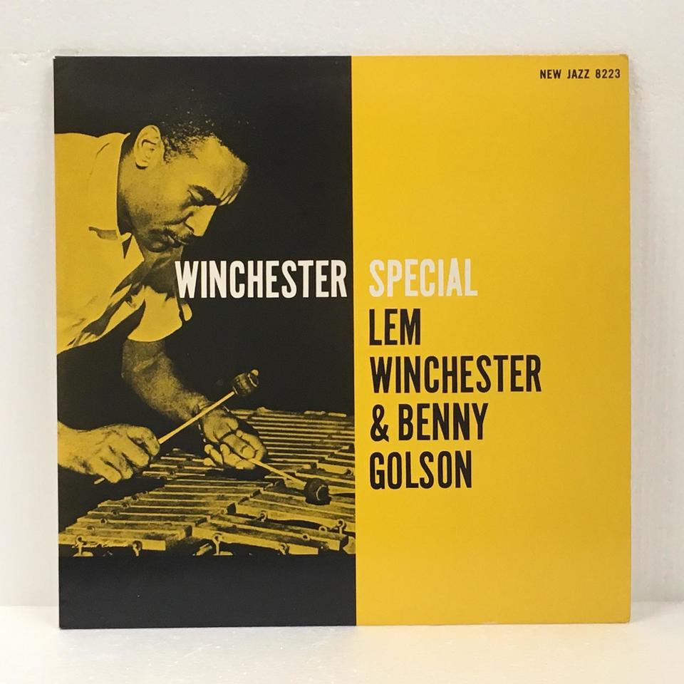 WICHESTER SPECIAL/LEM WINCHESTER WITH BENNY GOLSON LEM WINCHESTER 画像