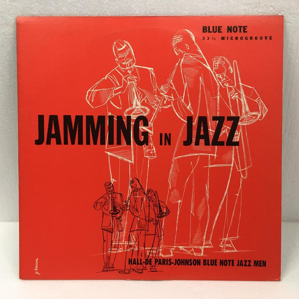 JAMMING IN JAZZ V.A. 画像