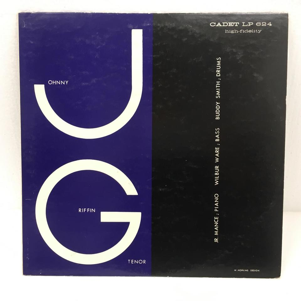 JOHNNY GRIFFIN JOHNNY GRIFFIN 画像