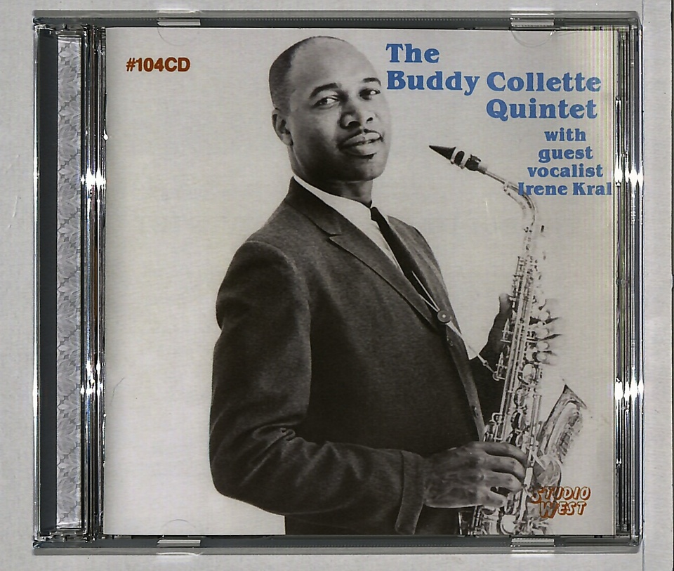THE BUDDY COLLETTE QUINTET BUDDY COLLETTE 画像