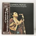 THE GREAT AMERICAN SONGBOOK/CARMEN McRAE