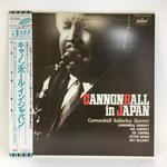 CANNONBALL IN JAPAN/CANNONBALL ADDERLEY