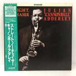STRAIGHT, NO CHASER/CANNONBALL ADDERLEY