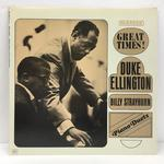 GREAT TIMES!/DUKE ELLINGTON AND BILLY STRAYHORN