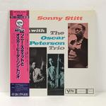 SONNY STITT SITS IN WITH THE OSCAR PETERSON TRIO