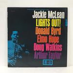 LIGHTS OUT !/JACKIE McLEAN