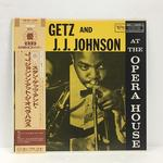 AT THE OPERA HOUSE/STAN GETZ