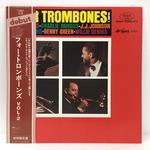 FOUR TROMBONES VOL.2/J.J. JOHNSON