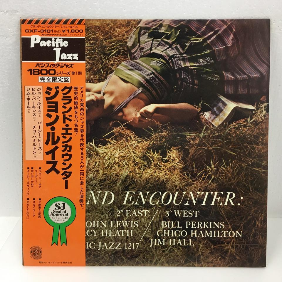 GRAND ENCOUNTER/JOHN LEWIS JOHN LEWIS 画像