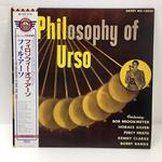 THE PHILOSOPHY OF URSO/PHIL URSO FEATURING BOB BROOKMEYER AND HORACE SILVER
