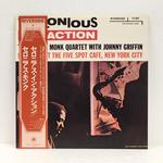 THELONIOUS IN ACTION/THELONIOUS MONK