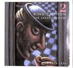 THE GREAT DECEIVER:PART TWO,LIVE 1973-1974/KING CRIMSON