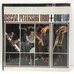 OSCAR PETERSON TRIO + ONE,CLARK TERRY